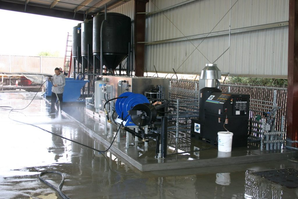 Industrial Wash Bays Amp Equipment Clearblu Environmental