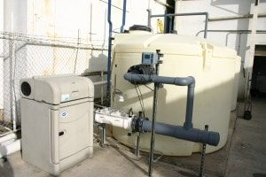 food processors wastewater treatment