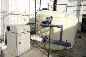 food processors wastewater treatment
