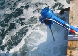 freshwater aeration