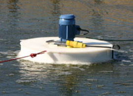 wastewater aeration
