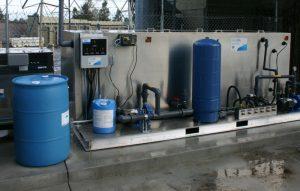 wastewater treament pumps