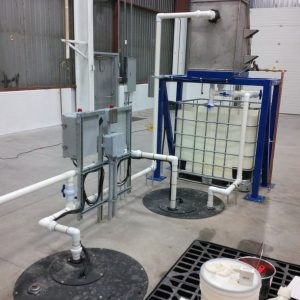 brewery wastewater