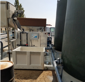 winery wastewater treatment