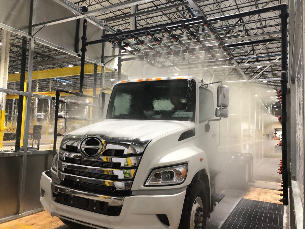 truck wash arc