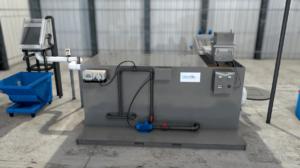 pH balancing system