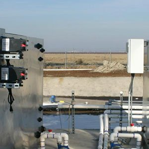 food processor wastewater treatment