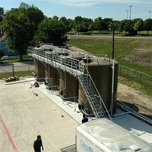 water treatment for breweries